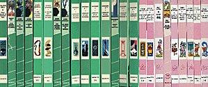 Les livres de la bibliothèque rose ou verte - photo du net