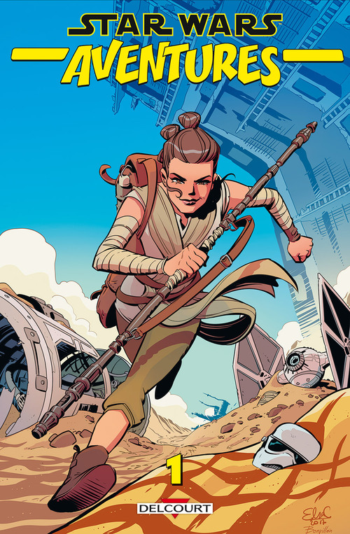 Star wars - Adventures - Tome 01