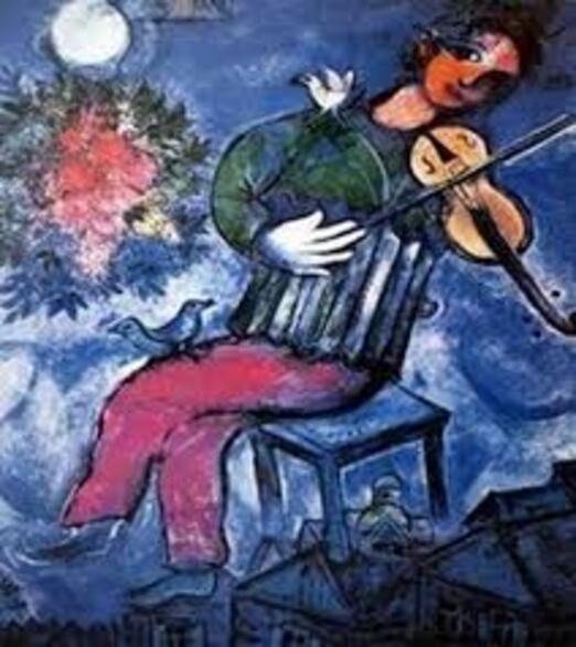 * Chagall