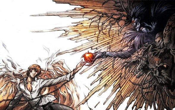 Death Note  (petit débat?)