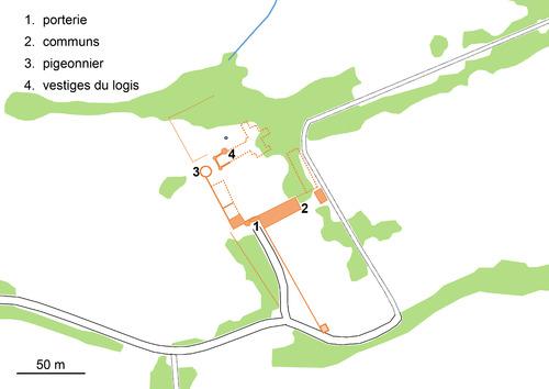 LES REMPARTS DE REMILLY-SUR-LOZON (Manche)