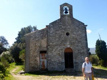 La chapelle du château St Jean
