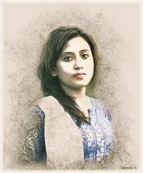 Portrait Pastel (Photoshop)
