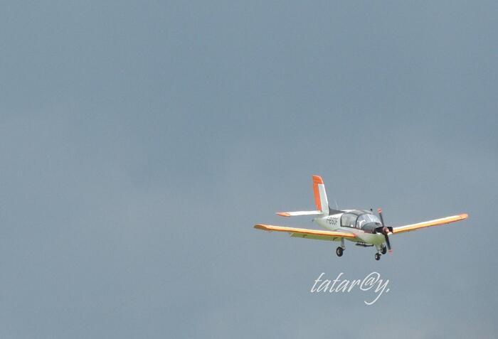 Voltige aérienne...