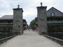 VISITE TOURISTIQUE DE SAINT AUGUSTINE