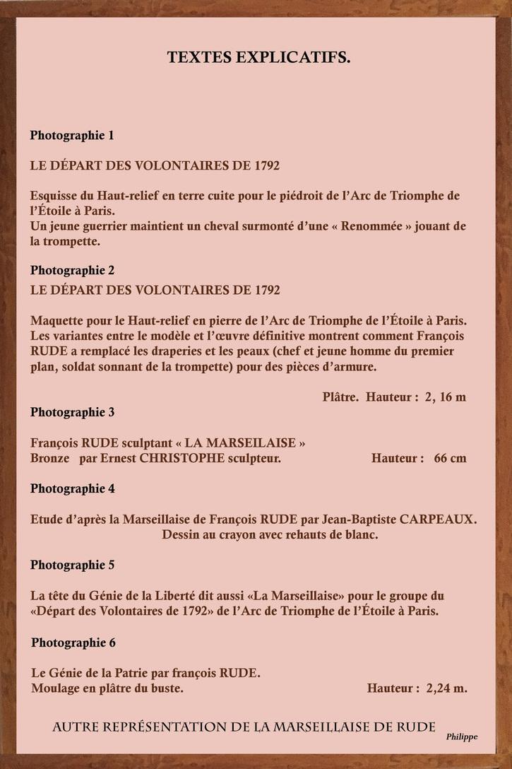 """Exposition Virtuelle: """"Une vision de l'Arc de Triomphe de l'Étoile à Paris"""" de Philippe - Partie 7"""