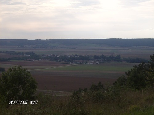 Point de vue de Bissey-la-Côte