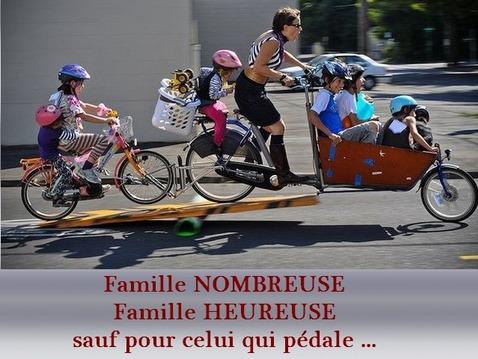 """Résultat de recherche d'images pour """"famille nombreuse humour"""""""