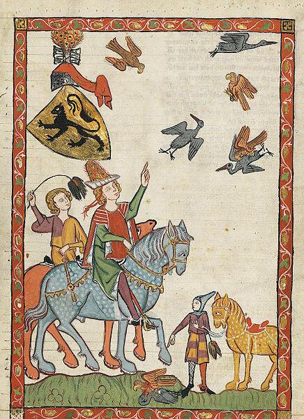 Fichier:Codex Manesse Markgraf Heinrich von Meißen.jpg