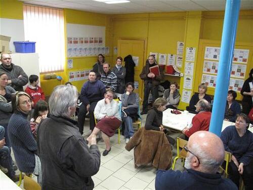Rentrée 2012 en Saône-et-Loire