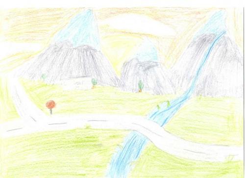 De la carte au paysage