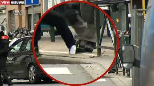 """Deux héros """"timides"""" ont participé à l'arrestation de Salah Abdeslam à Molenbeek"""