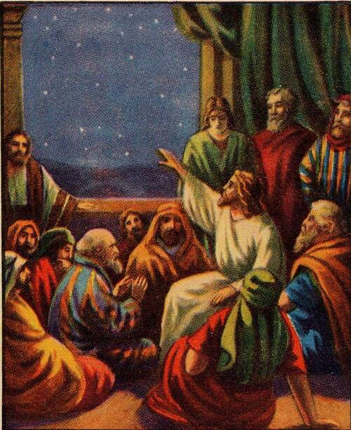 GUERISONS JESUS ET SES DISCIPLES