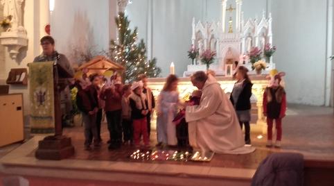 Cébration de Noël 2017