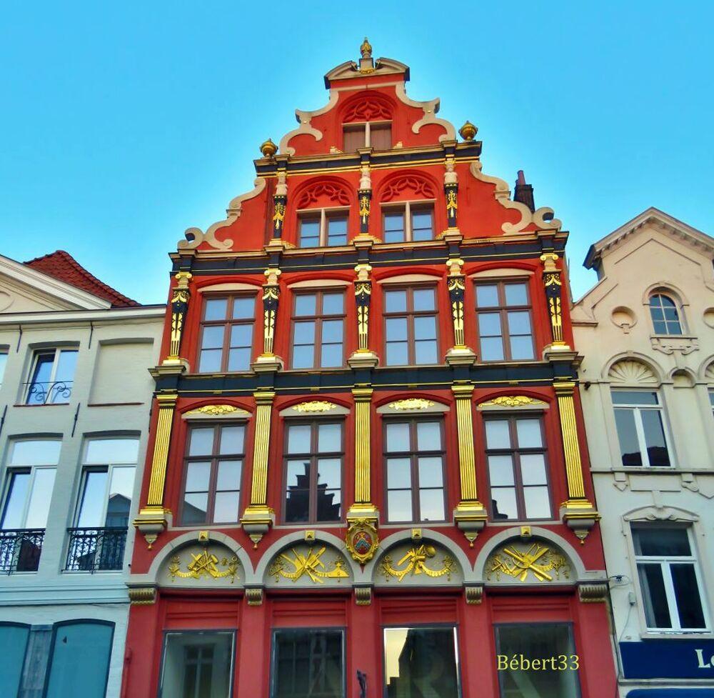 le soir à Bruges - 4