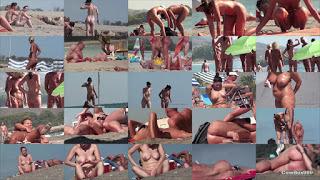 Sun-Soaked and Naked at the Playa Vera.  Part-1.