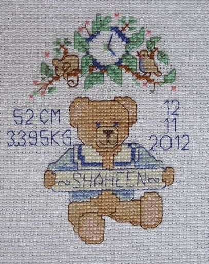 Broderie... suite