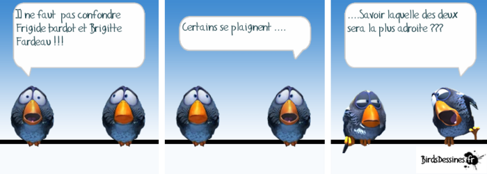 Les oiseaux .... 23)