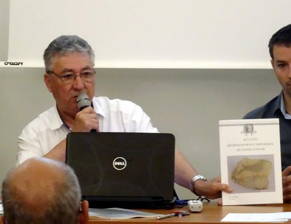 Assemblée Générale de la Société Archéologique et Historique du Châtillonnais (la SAHC)