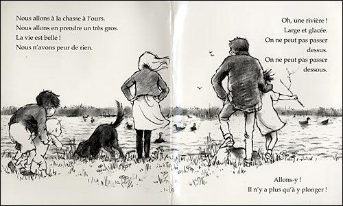 La Chasse à l'Ours - Michael Rosen & Helen Oxenbury