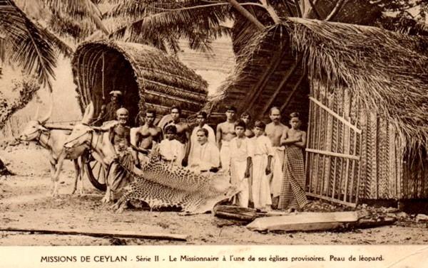 La vie du Père Caillet, missionnaire à Ceylan (8)