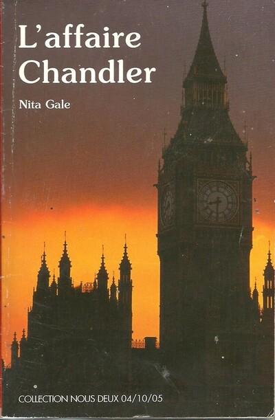 L'affaire Chandler de Nita Gale