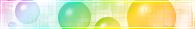 Thème bulles multicolors