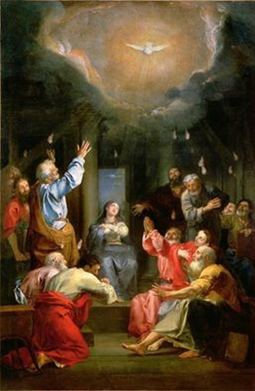 C'est la Pentecôte