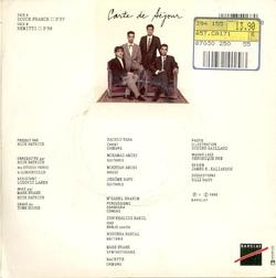 La Semaine des Reprises - Jour 3 - Les SINGLéS # 98: Carte de Séjour - Douce France (1986)