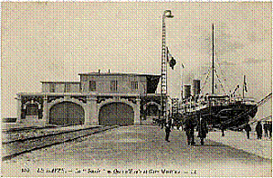 la-savoie-à-la-gare-maritime-du-havre