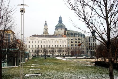 Budapest: autour de la Basique St Etienne (photos)