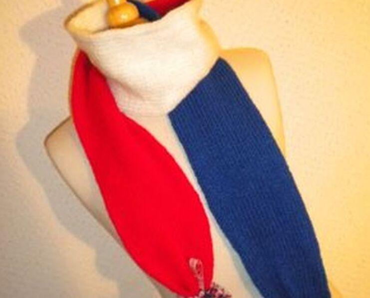 Trois foulards ( Résistantes )
