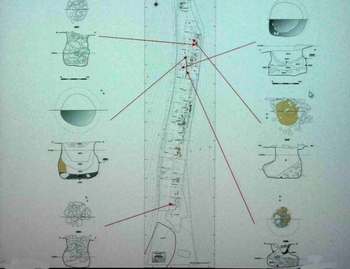 """""""Le premier âge du fer à la lueur  des dernières découvertes en Côte d'Or"""" une conférence de Régis Labeaune, chercheur à l'INRAP de Dijon"""