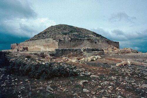 Les pyramides d'Algérie
