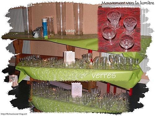verres vase