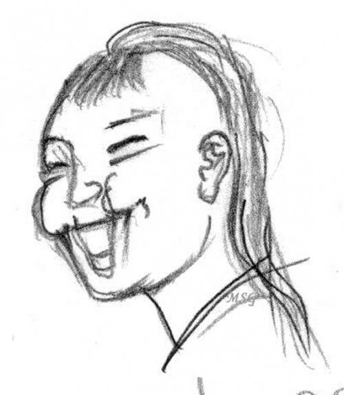 Croqu'têtes - Heads'skech