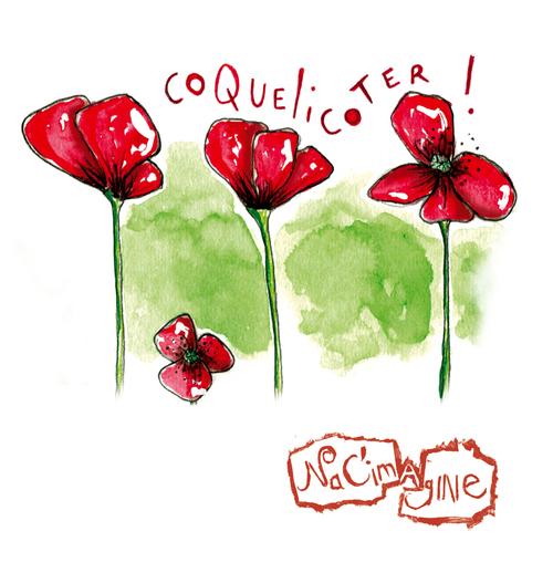 """""""Coquelicoter"""""""