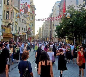 Sneaky's road trip - Istambul