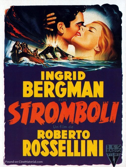 STROMBOLI BOX OFFICE 1950