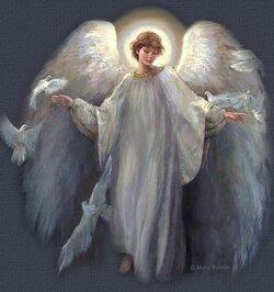 Anioły,Aniołki