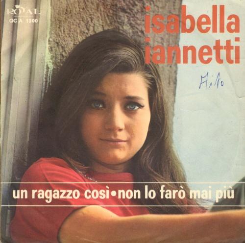 Isabella Iannetti (1963)