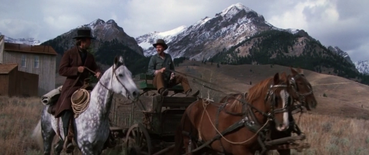 PALE RIDER -  CLINT EASTWOOD BOX OFFICE 1985