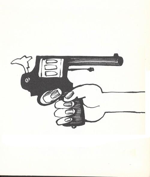 Inventaire De Philippe (1965) - Un Revolver