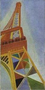 R. Delaunay en Moyenne section