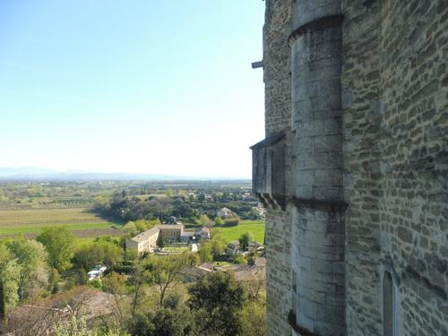 Excursion à Suze -la Rousse : suite 2
