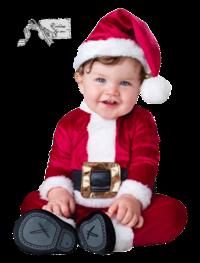 Mikulás, Karácsony