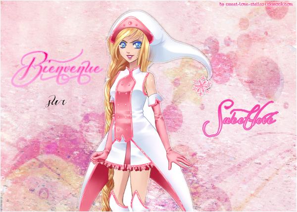 Bienvenue sur Sweet love alias Amour Sucré ^^