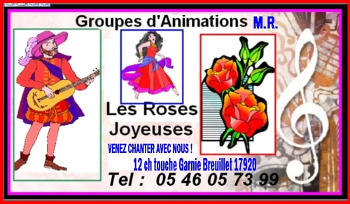 "Méthode de construction de karaoke simple au"" Roses Joyeuses"""