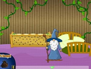 Jouer à Yo Escape A wizard's journey 2