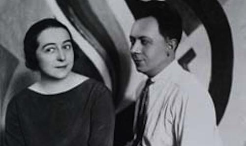 25 Octobre 1941 : décès de Robert Delaunay